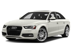 2016 Audi A4 2.0T Premium (Tiptronic) Sedan for sale in Hendersonville, NC at Hunter Subaru
