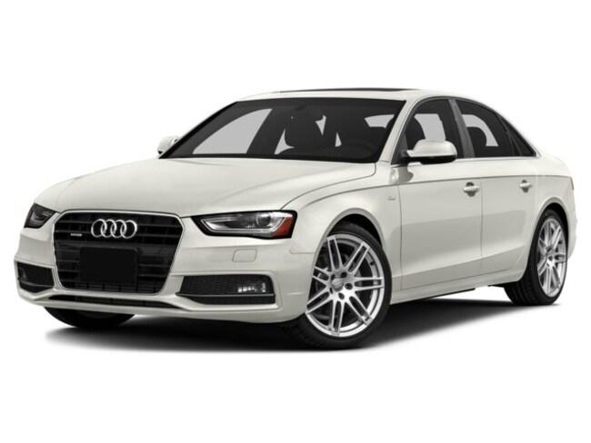 Used 2016 Audi A4 2.0T Premium (Tiptronic) Sedan For Sale in Carrollton, TX