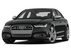 2016 Audi S6 4.0T Premium Plus Sedan