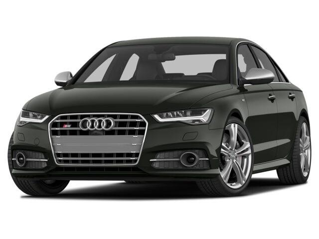 2016 Audi S6 4.0T Prestige Quattro Black Optic w/ Navigation Sedan