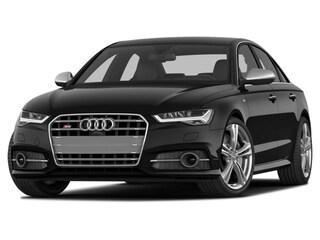 Used 2016 Audi S6 4.0T Premium Plus Sedan in Marin, CA