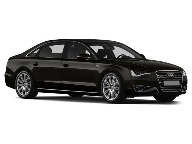2016 Audi A8 4.0T Sport Sedan