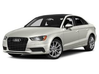 Used 2016 Audi A3 1.8T Premium Sedan in Fort Myers