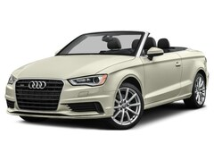2016 Audi A3 2.0T Cabriolet