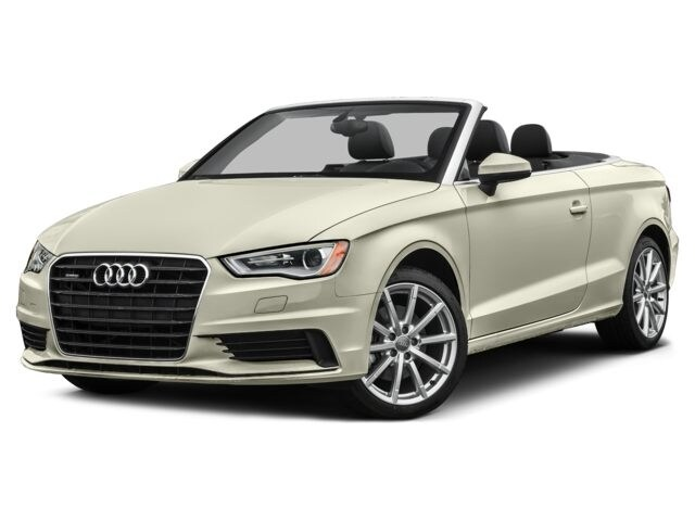 2016 Audi A3 Certified 2.0T AWD Navi/18s Cabriolet For Sale in Chicago, IL