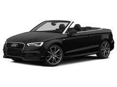 2016 Audi A3 2.0T Premium Plus Convertible