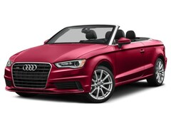 2016 Audi A3 2.0T Prestige Convertible