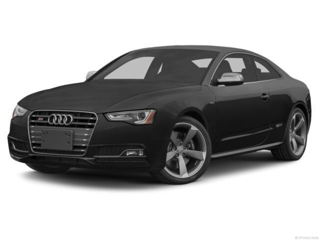 2016 Audi S5 3.0T Premium Plus Coupe