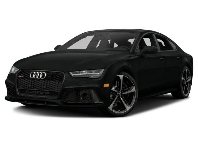 2016 Audi RS7 4.0T Prestige Hatchback