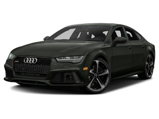 2016 Audi S7 4.0T Hatchback