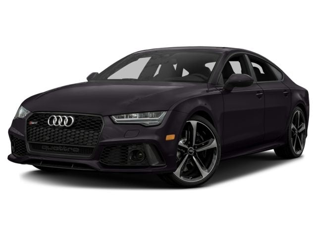 2016 Audi RS 7 Sedan