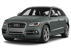 2016 Audi SQ5 Premium Plus SUV