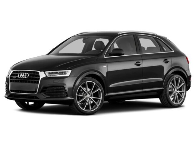 Pre-Owned luxury vehicles 2016 Audi Q3 2.0T Premium Plus SUV for sale near you in Milwaukee, WI