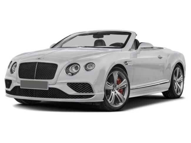 Used 2016 White Bentley Continental GT | Bentley Palm Beach | VIN ...