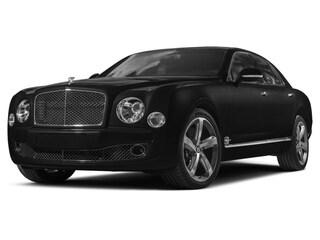 2016 Bentley Mulsanne Speed Sedan