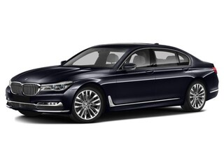Used 2016 BMW 750i Sedan in Chattanooga