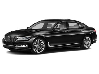Used 2016 BMW 750i xDrive Sedan