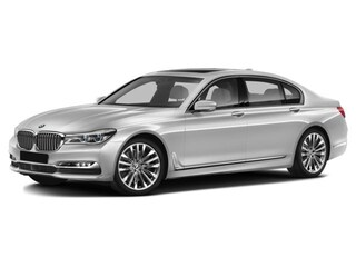 For Sale  2016 BMW 750i xDrive Sedan in [Company City]
