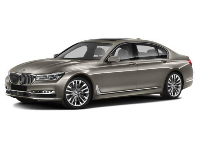 certified used 2016 BMW 750i xDrive Sedan shelby township MI