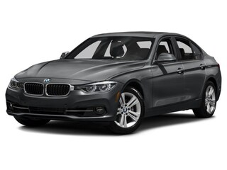 Certified 2016 BMW 3 Series Sedan in Greenville