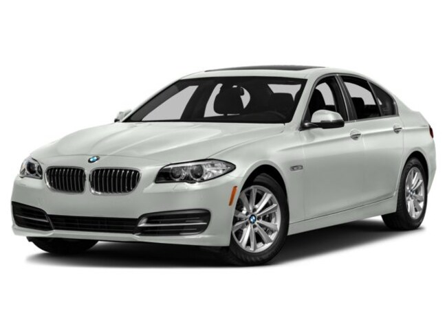 Used vehicle 2016 BMW 5 Series 528i Sedan for sale near you in Stafford, VA