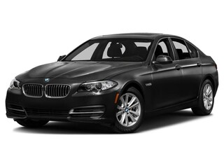 Certified 2016 BMW 5 Series Sedan in Greenville