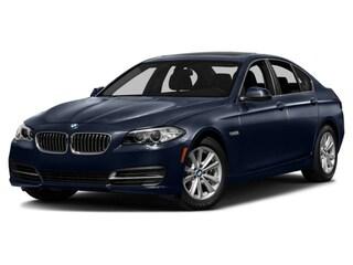 Used 2016 BMW 528i Sedan LGG353277 in Fort Myers