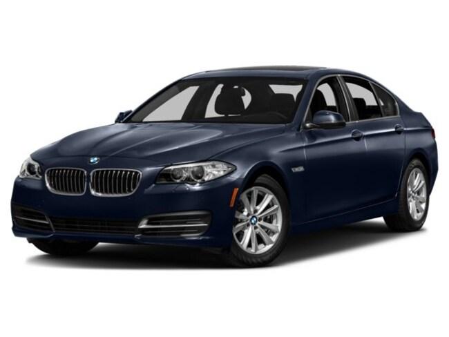 2016 BMW 5 Series 528i RWD Sedan