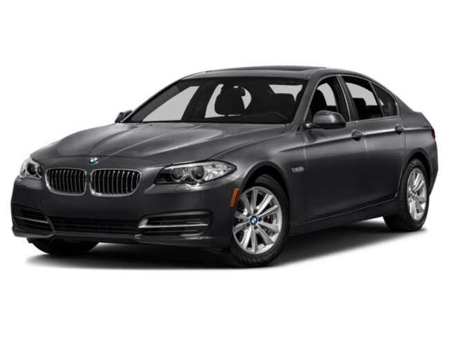 Used 2016 BMW 528i Sedan in Montgomery