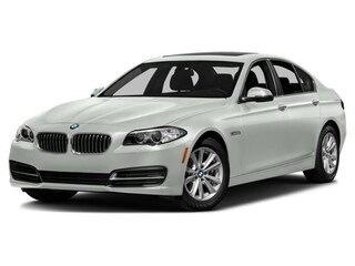 Used 2016 BMW 528i - XDrive - Leather - Prem Wheels - Moon Roof Sedan for Sale near Levittown, PA, at Burns Auto Group