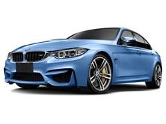 2016 BMW M3 4dr Sdn Car