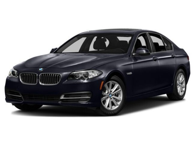 Certified Pre-Owned 2016 BMW 535i xDrive Sedan near Indianapolis