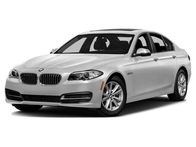Pre Owned 2016 Bmw 535i For Sale At West German Bmw Vin