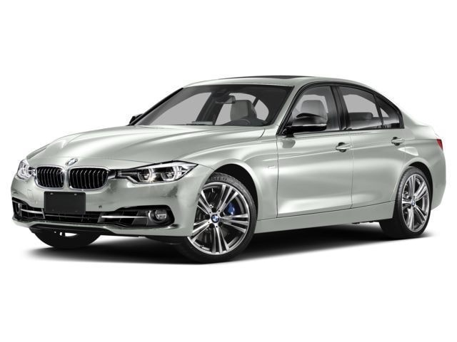 2016 BMW 320i Sedan i Sedan