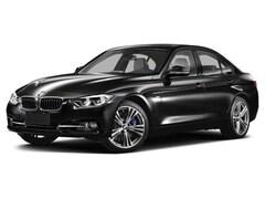 2016 BMW 320i i Sedan