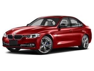 2016 BMW 320i 320 I Sedan
