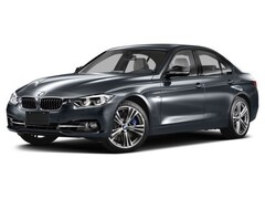 2016 BMW 3 Series 320i RWD Sedan