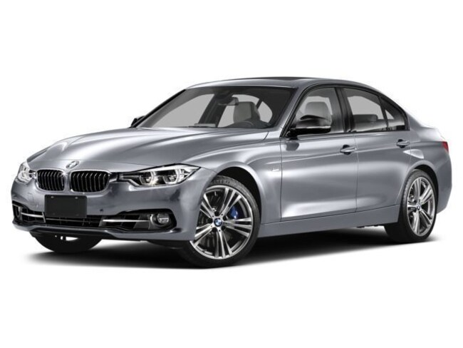 2016 BMW 3 Series 320i xDrive Sedan