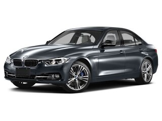 Used 2016 BMW 3 Series Sedan for sale in Greenville, SC