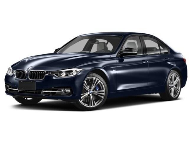 Used 2016 BMW 320i xDrive Sedan Shrewsbury