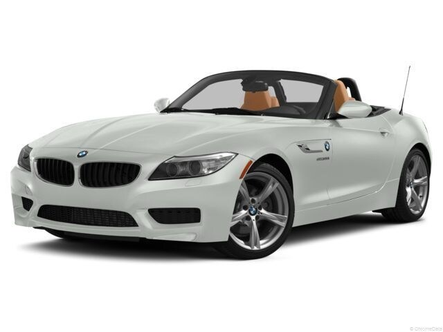 2016 BMW Z4 sDrive35is Roadster