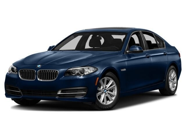 2016 BMW 5 Series 550i Xdrive AWD Sedan