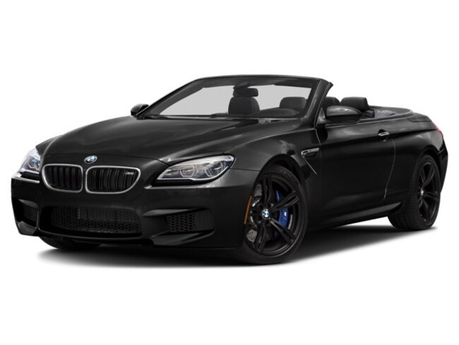 Certified Pre-Owned 2016 BMW M6 Convertible For Sale Southampton, New York