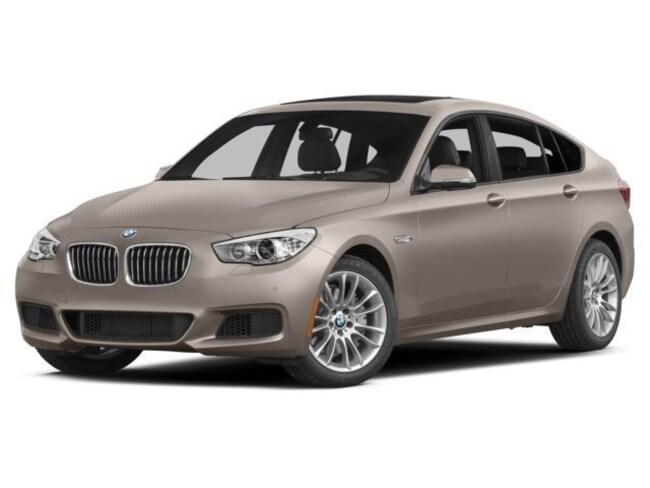 2016 BMW 535i xDrive Gran Turismo