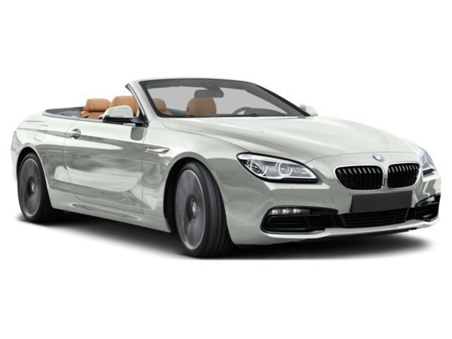 2016 BMW 6 Series 640i Convertible