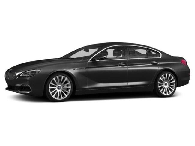2016 BMW 640i i A8 Gran Coupe