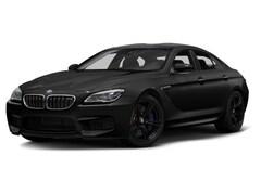 2016 BMW M6 Gran Coupe w/DAP+, Bang, Exec Gran Coupe