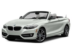 Used 2016 BMW 228i xDrive Convertible