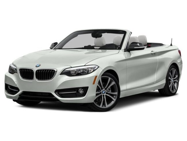 Used 2016 BMW 228i xDrive Convertible in Fort Myers