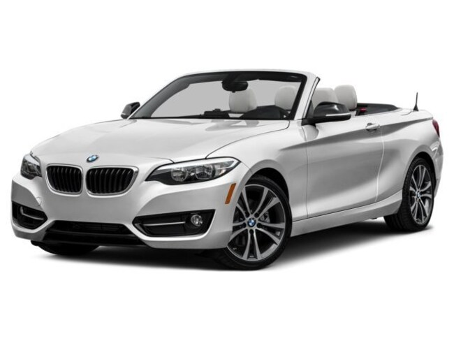 Certified Pre Owned 2016 BMW 228i xDrive Convertible Shrewsbury